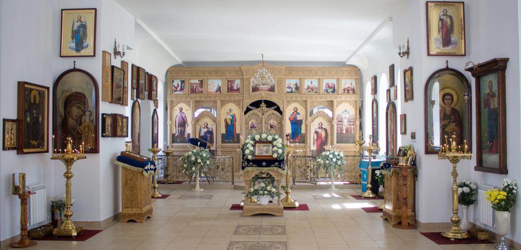Православный приход Всех Святых в Земле Российской Просиявших
